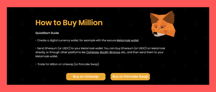 the million token review website picture