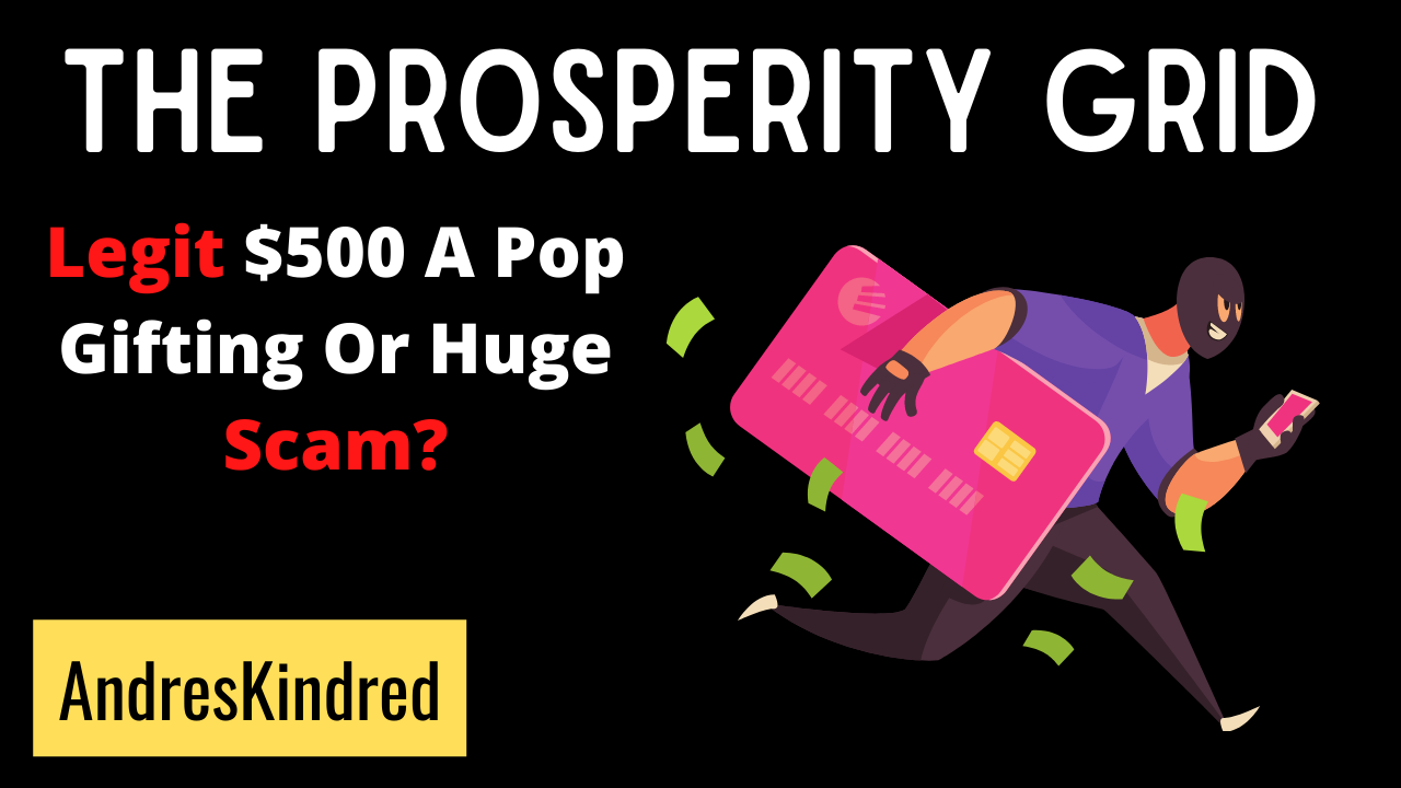 the prosperity grid review logo