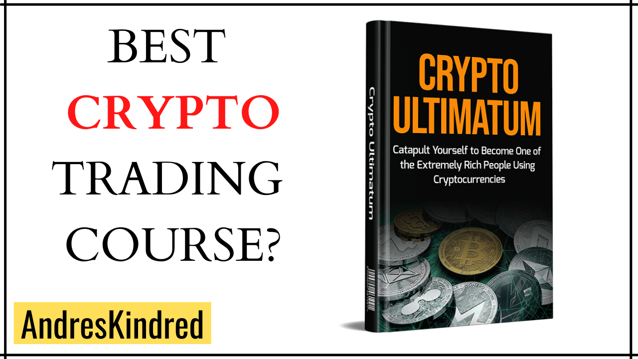 Best Cryptocurrency Trading Course logo